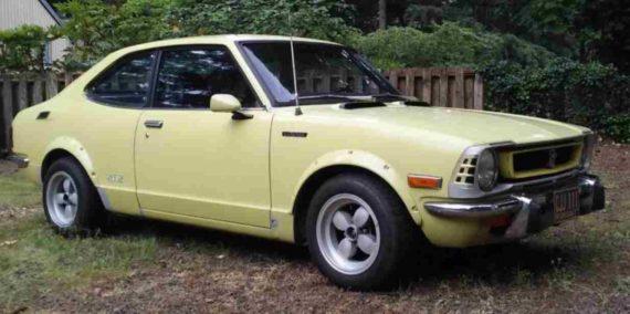 Toyota Carolla 1974