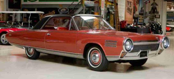 Turbin Chrysler 1963