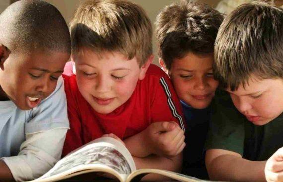10 Cara Menumbuhkan Minat Membaca Bagi Anak-Anak Dan Manfaatnya