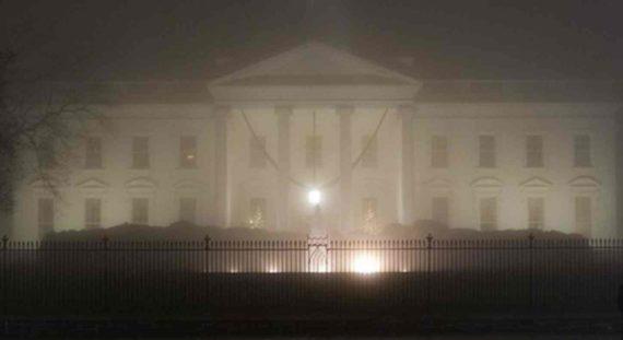Misteri Gedung Putih