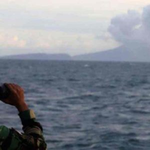 Misteri Gunung Anak Krakatau