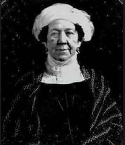 Penampakan Hantu Dolley Madison