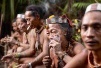 Kesaktian Suku Dayak