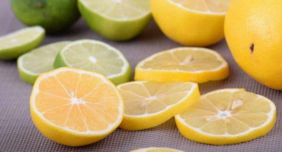 Manfaat Lemon Beku