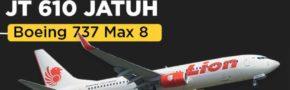 5 Fakta Dan Misteri Jatuhnya Pesawat Lion Air JT610 Yang Menyeramkan