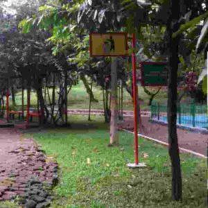 Mistis Taman Maluku Bandung