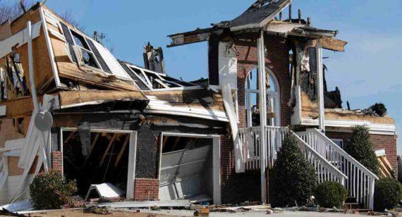 Mimpi Rumah Telah Terbakar Menurut Primbon