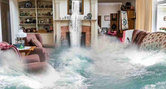 Arti Mimpi Rumah Tergenang Air
