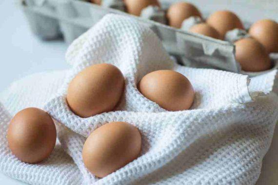 Menambahkan Telur Untuk Konsumsi Protein